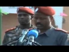 Djibouti A Vous De Juger Le Discours Du Colonel De La