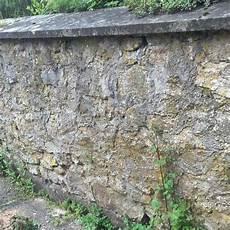 Bruchsteinmauer Neu Verf 252 Garten Mauer