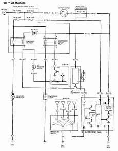 96 Civic A C Compressor Wiring Questions Honda Tech