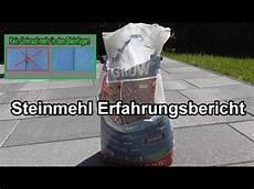 Steinmehl Gegen Unkraut Mein Update Nach 3 Jahren