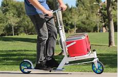 The Nimble Cargo Scooter