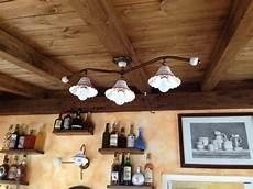 applique a soffitto taverna illuminazione ladari e applique in ceramica