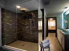 walk in bathroom ideas bathroom shower designs hgtv