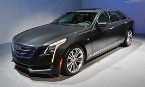 New 2016 Cadillac CT6 A Serious Luxury Car With