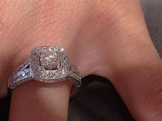 big engagement ring about 8000 from michael hill