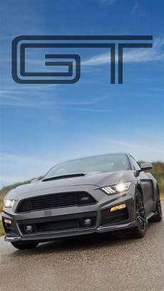 Mustang Portrait Wallpaper