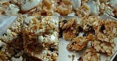 Oat Choco Rasa Kacang Hijau 12 resep granola bar enak dan sederhana cookpad