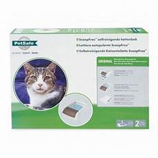 bac à original bac 224 liti 232 re auto nettoyante scoopfree original pour chat