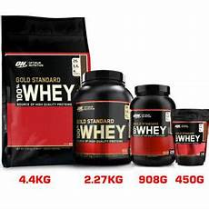 optimum nutrition on 100 gold standard whey protein