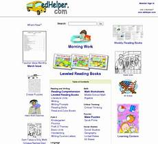 edhelper com directory of popular lesson plans