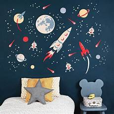 Space Rocket Wall Stickers space rocket wall stickers koko