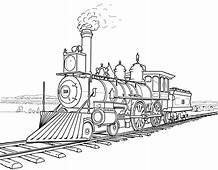 Union Pacific Locomotive Number 119 Kids Stuff Coloring