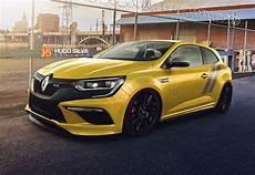 2016 Renault Megane Rs Trophy Hugo Silva On Artstation At