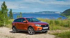 Lada Vesta Sw Cross 4k Ultra Hd Wallpaper Background