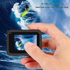 Telesin Tempered Touch Screen Lens Protective by Telesin Lcd Screen Lens Tempered Glass Protector