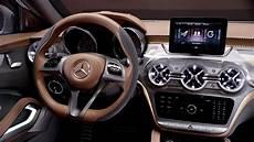 Mercedes Gla Concept Interior