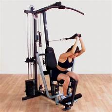 choices for home gym equipment that offer total fitness