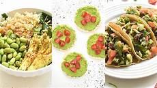 alimento vegano cenas f 193 ciles y r 193 pidas para adelgazar