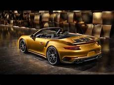 porsche 911 turbo s exclusive series 2018 911 turbo s exclusive series cabriolet