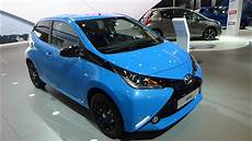 2016 toyota aygo exterior and interior auto show