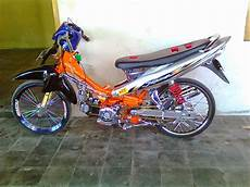 Motor Jupiter Z Modifikasi by Modifikasi Motor Jupiter Z 2007 Modifikasi Terbaru
