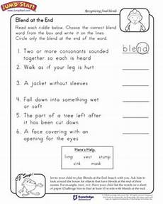 blends and digraphs worksheets 2nd grade blends worksheet