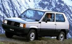 1984 Fiat Panda 4x4 Specifications Fuel Economy