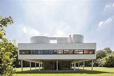 Le Corbusier Villa Savoye Poissy Frankreich 1927 Le
