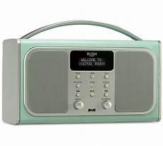 buy bush bluetooth dab radio blue at argos co uk your