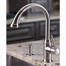hansgrohe talis kitchen faucet hansgrohe talis c high arc one handle deck mounted kitchen faucet with pull 2 spray