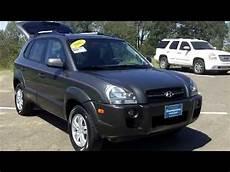 2007 Hyundai Tucson 4x4