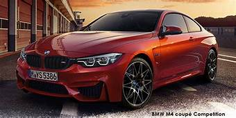 BMW M4 Coupe Competition Specs In South Africa  Carscoza