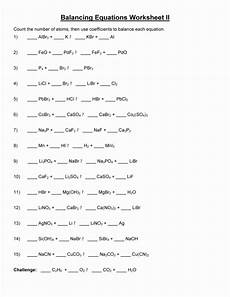 writing sentences as equations worksheet 1 answer key 22151 50 balancing chemical equation worksheet chessmuseum template library