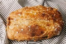 Brot Selber Backen Rezept - brot backen dieses quot kein kneten notwendig quot brotrezept
