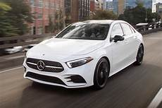 New Mercedes A Class Saloon 2018 Review Auto Express
