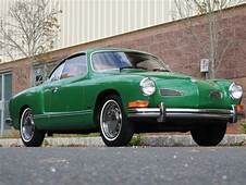 1974 Karmann Ghia 26k Miles From New Exceptional Example