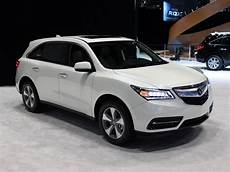 2017 acura mdx release date redesign specs and pictures