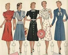 40er jahre mode die damenmode der 40er jahre rockabilly magazin