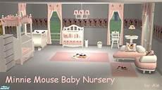minnie maus kinderzimmer ale0508 s minnie mouse baby nursery