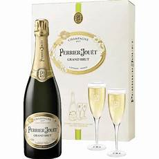 looking for chagne perrier jou 203 t grand brut 2 glasses