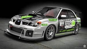 Subaru Impreza Wrx Sti Front Race Car Kit