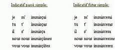 essayer au futur conjugaison du verbe immiscer