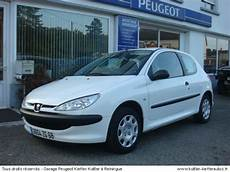 peugeot 206 1 4 hdi 2 places 2005 occasion auto peugeot 206