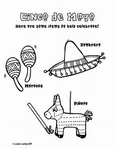 coloring worksheets for kindergarten 12904 get this free preschool cinco de mayo coloring pages to print 37883