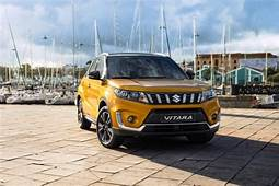 Suzuki Grand Vitara Hybrid Version Available For 2020