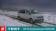 volkswagen t6 panamericana 4motion test garaz tv