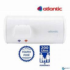 chauffe eau horizontal 200 l chauffe eau electrique 200l atlantic chauff 233 o horizontal