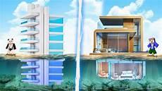 Haus Auf Wasser - noob wasser haus vs pro wasser haus
