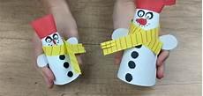 faire un bonhomme de neige en papier