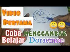 Belajar Gambar Doraemon Untuk Pemula